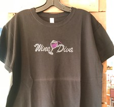 Women's Sparkly T-Shirt